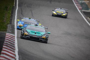 Lamborghini Super Trofeo Europe - Victoire de Rossel et Di Folco au Nürburgring