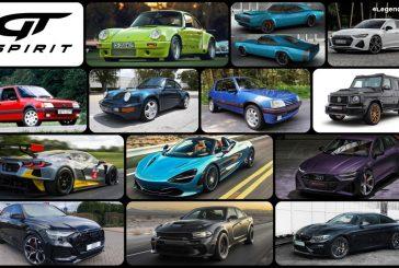 Nouveautés miniatures Audi / Porsche par GT Spirit janvier & février 2021