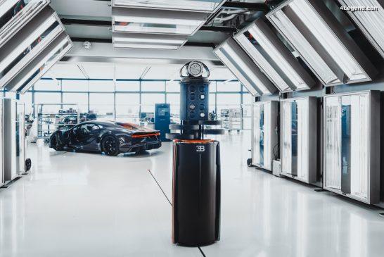 Nouveau partenariat « Buben&Zorweg for Bugatti »
