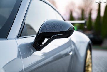 De nouvelles pièces en carbone Techart pour la Porsche 911