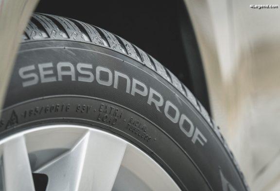 Nokian Seasonproof et Seasonproof SUV - De nouveaux pneus toutes saisons