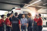 Nouvelle promotion de techniciens en alternance Porsche Institut