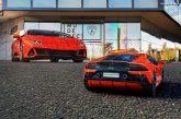 Puzzle 3D de la Lamborghini Huracán EVO par Ravensburger