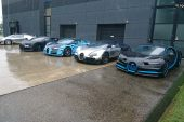 Vente de Bugatti à Rimac via Porsche : fake news?
