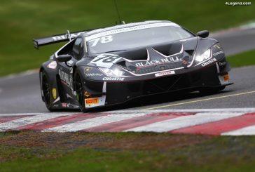 Lamborghini remporte la troisième victoire de la saison GT britannique à Brands Hatch
