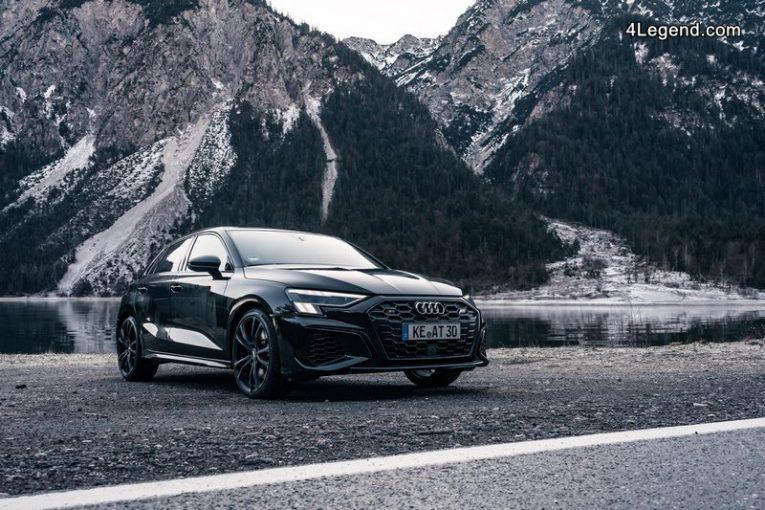 La nouvelle Audi S3 2021 préparée par ABT : 370 ch & 450 ...